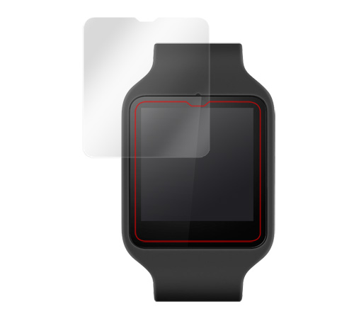 OverLay Brilliant for SmartWatch 3 SW3(2枚組)