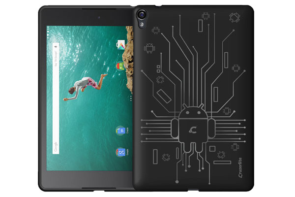 Cruzerlite Bugdroid Circuit Case for Nexus 9