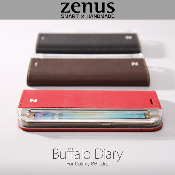 Zenus Buffalo Diary for Galaxy S6 edge SC-04G/SCV31