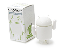 Android Robot フィギュア blank mini collectible