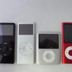 iPod nano&iPod touch用保護シート予約受付開始!