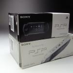 PSP-3000到着しました。保護シートは…orz