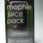 mophie iPhone 3G Juice Packが届きました。