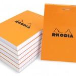 Rhodia No 11 ど〜んと1年分プレゼント!