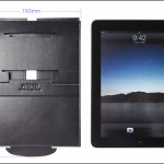 (発売は先ですが)iPad用折り畳みスタンド予約受付開始です。