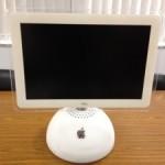【オークション情報です。】iMac G4 17インチが100円スタートです。