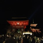 京都の夜は見どころいっぱい・・・