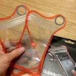 「別れ際にさよならなんて悲しいこと云うなよ」 (BubbleShield for SmartPhones)