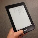 電子書籍生活最高!!【Kindle Paperwhite 3G】