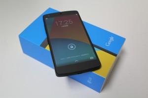 Nexus 5用入手!ドロイド君ケースが早くも登場!