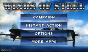 【初購入】Android用「Winds of Steel」で遊ぶ!