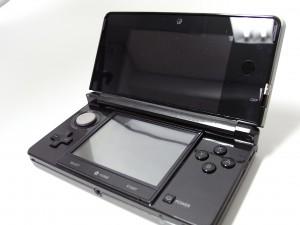 3DS用保護シートのサンプルができました!