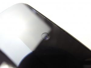 iPod touch(第四世代)用保護シート、サンプルあがりました。