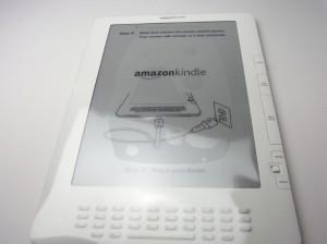 Kindle DXがやってきました。