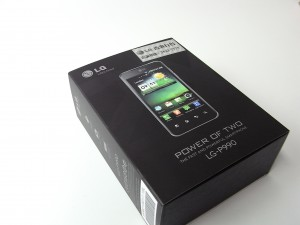 【デュエル】LG Optimus 2Xが届きました【しようぜ】