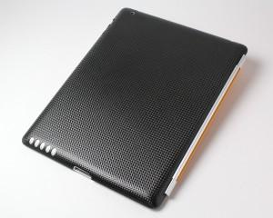 monCarbone製リアルカーボンケースのiPad 2用サンプルが届きました!