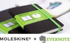 お待たせしました。Evernote スマートノートブック by Moleskine Pocket 入荷しました!