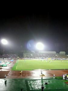 京都サンガF.C.が愛媛FCに2-1で勝利!