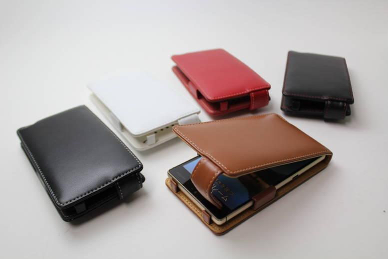 AQUOS Xx 304SH専用にデザインされた高級レザーケースあります。(PDAIR)