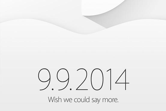 新しいiPhone (iPhone 6? or iPhone Air?)の発表が待ち遠しい〜