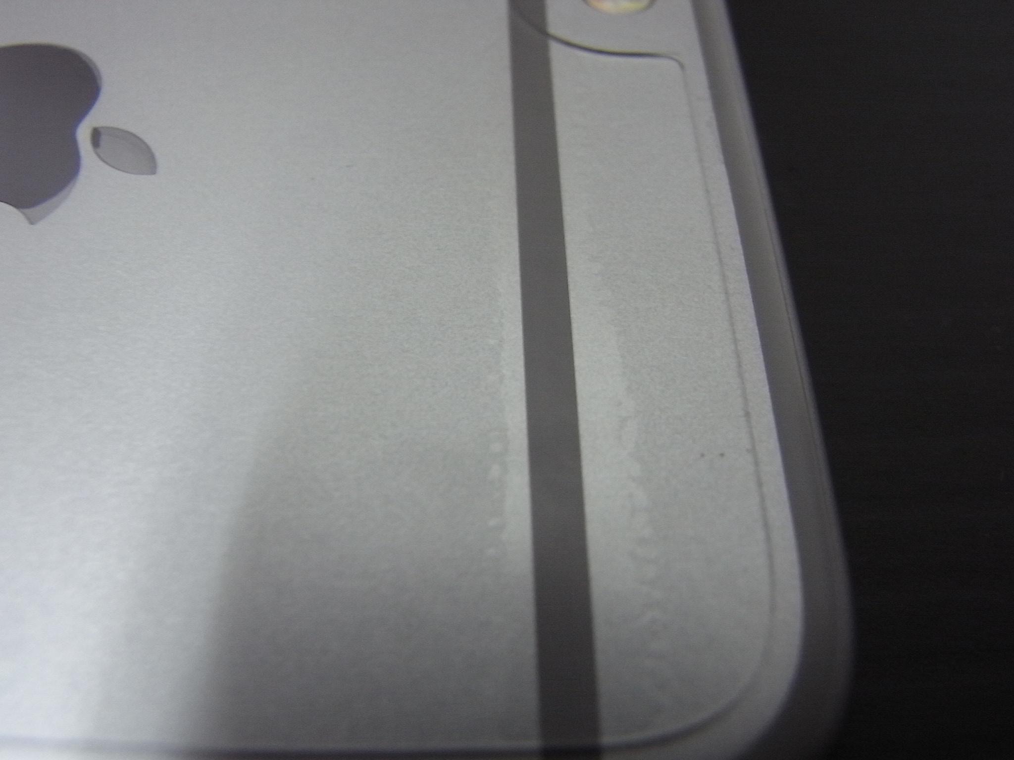 裏面保護シート OverLay Protector for iPhone 6 / iPhone 6 plus 予約受付開始です。