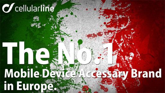 iPhone 6に欧州で人気のcellularline(セルラーライン)はいかがですか?
