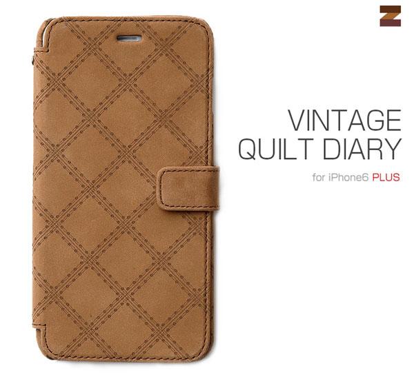 iPhone 6 Plus用のZenusには手帳型デザインのケースがいっぱい!