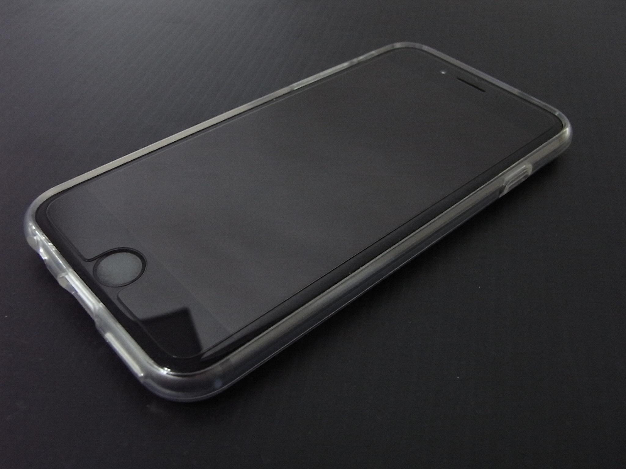 帰ってきた「TPUバンパーシェルケース」 for iPhone 6