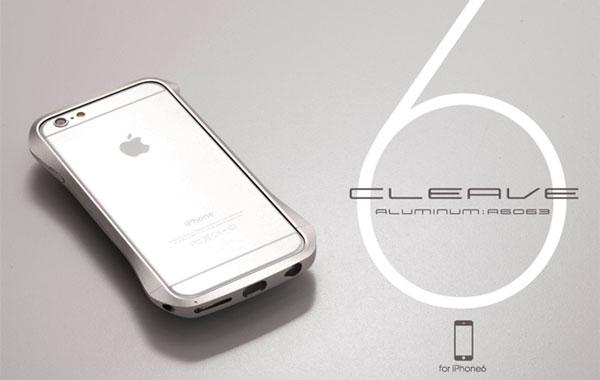 iPhone 6のアルミバンパーはさらに進化!レザーケースやDragontrailも!(Deff)