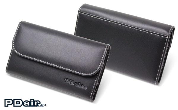 PDAIR レザーケース for Newニンテンドー3DS ビジネスタイプ