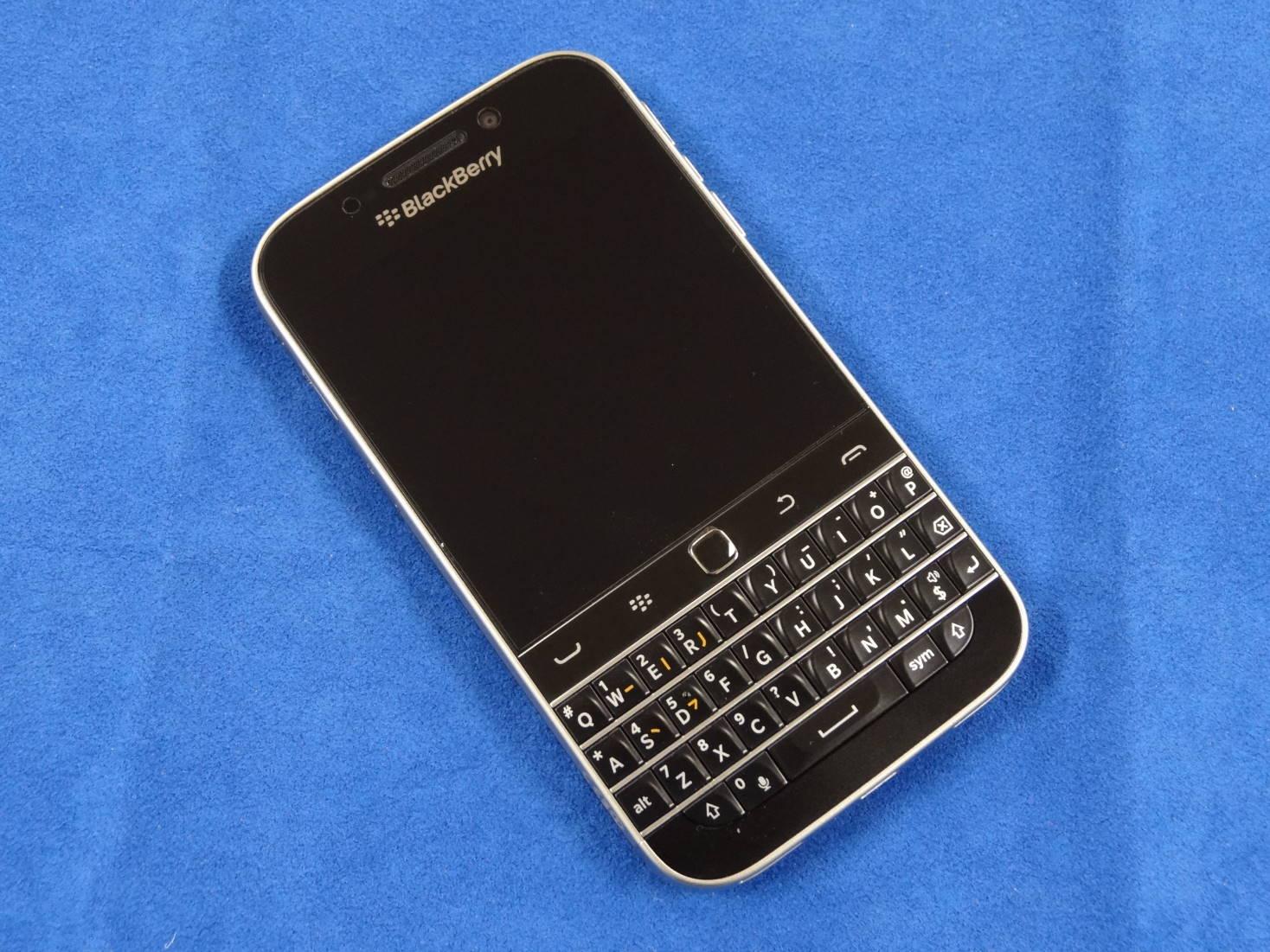 BlackBerry Classic SQC100