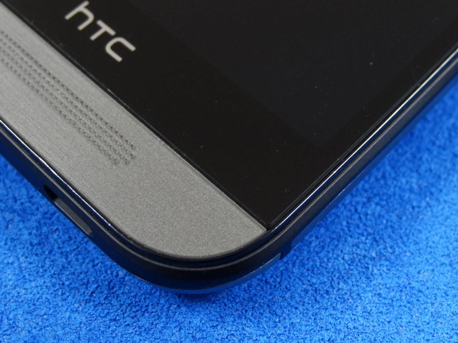 HTC One mini 2用保護シート右下部分