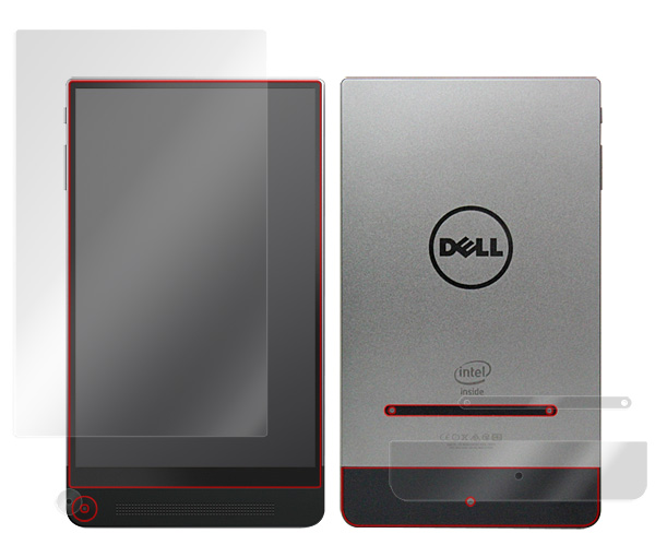 OverLay Brilliant for DELL Venue 8 7000 『4点セット』