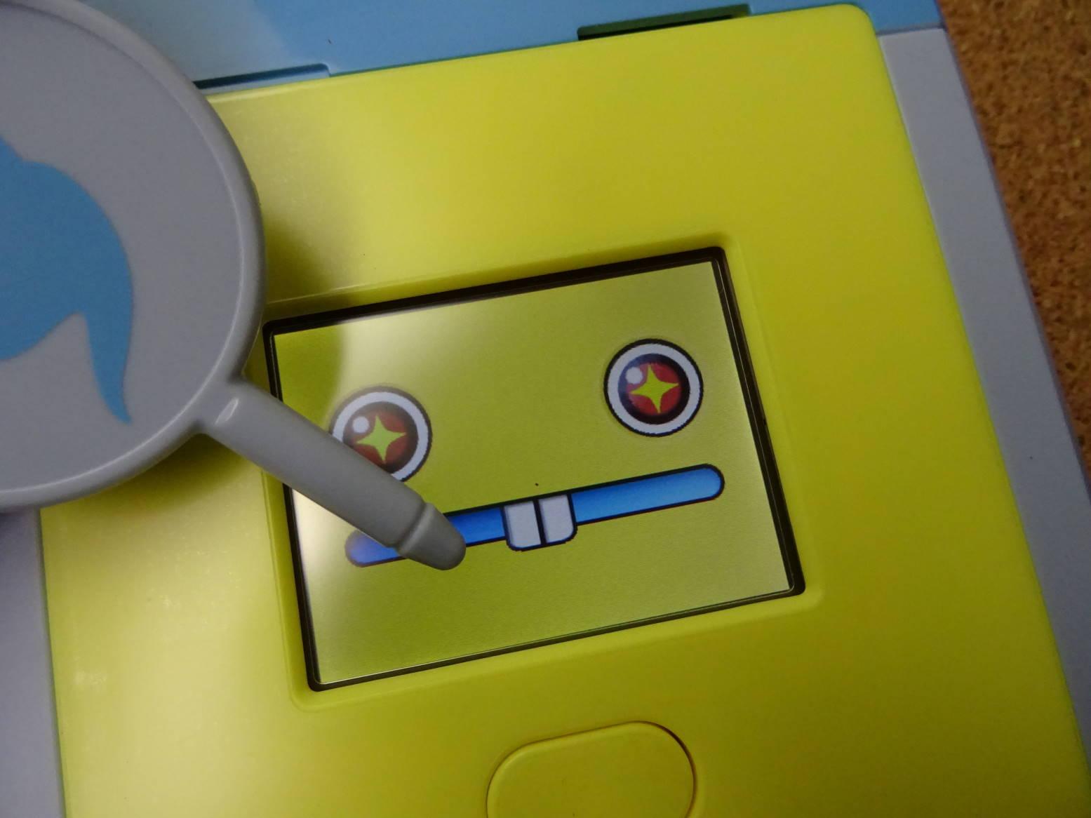妖怪Pad S 専用保護シートは画面・フチ・ボタンのセット!(OverLay)