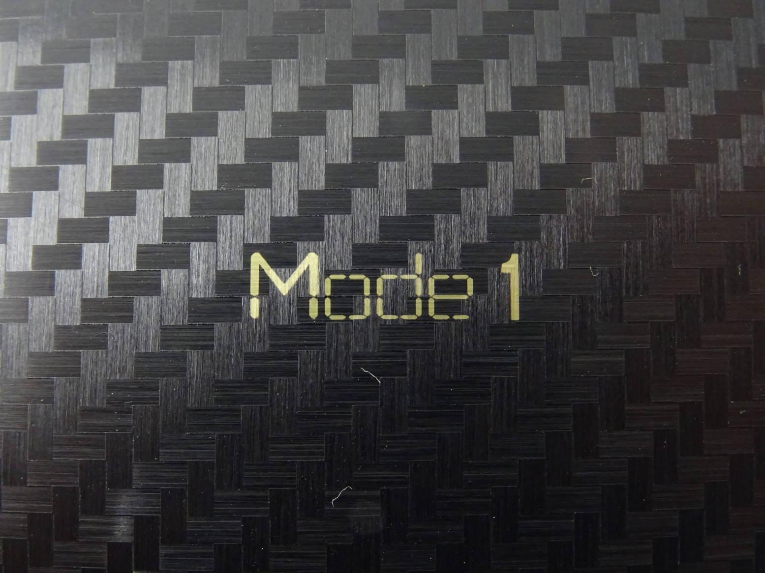 Mode1 専用保護シートは4タイプあります!(OverLay)