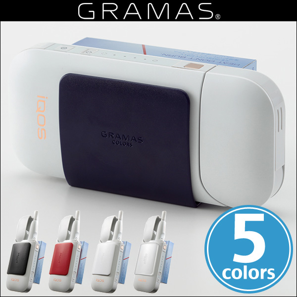 "GRAMAS COLORS ""CIG"" Clip for IQOS"