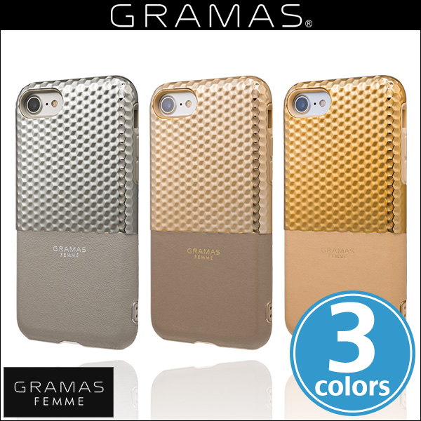 "GRAMAS FEMME ""Hex"" Hybrid Case FLC2007 for iPhone 7"