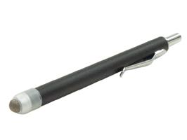 ファイバーヘッド なめらかタッチペン for スマートフォン/タブレット(ノックタイプ)