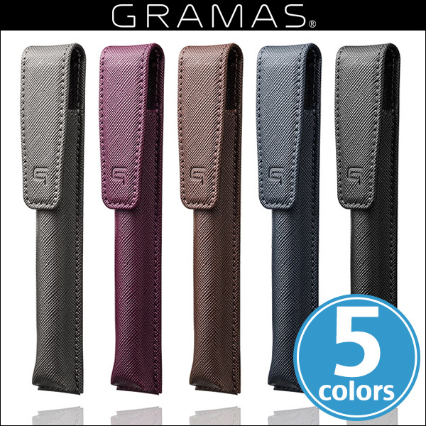 "GRAMAS COLORS ""CIG"" PU Leather Case for Ploom TECH"