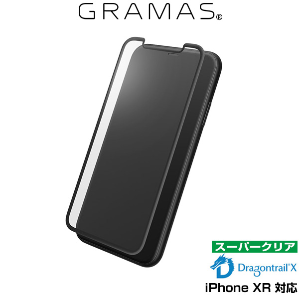 GRAMAS Protection 3D Full Cover Glass Normal for iPhone XR